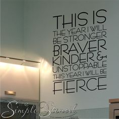 A great wall quote to help keep you on track to make this a FIERCE year! Classroom Walls, Classroom Design, School Classroom, Classroom Organization, Classroom Wall Quotes, Classroom Ideas, School Office, Classroom Wall Decor, Classroom Websites