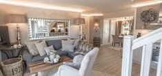 Apartment HOME Suites Scharbeutz by HOME Furnishing & Lifestyle - Home Accessories Best of 2019 Bureau Shabby Chic, Sillas Shabby Chic, Comedor Shabby Chic, Tables Shabby Chic, Cortinas Shabby Chic, Rideaux Shabby Chic, Interiores Shabby Chic, Shabby Chic Wardrobe, Modern Shabby Chic