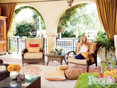 Hollywood At Home: Inside Stars' Favorite Rooms