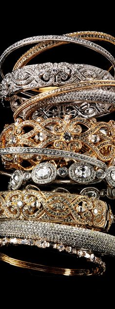Pave Link Bracelet, Nadri Crystal Bangles, John Hardy 'Classic Chain – Kepang' Double Wrap Chain Bracelet