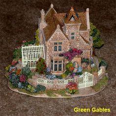 green gables by lilliput lane - Google Search
