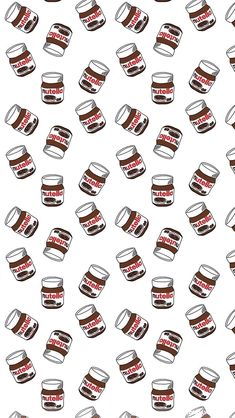 nutella iPhone 5 Wallpaper Background