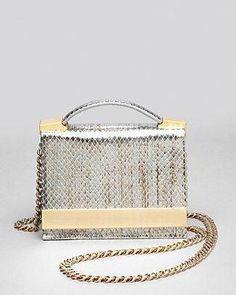 a70b0de7164738 B Brian Atwood Crossbody - Ava Snake Embossed Top Handle   Bloomingdale's  #BrianAtwood Luxury Handbags