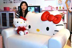 Los objetos más locos de Hello Kitty