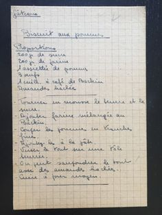 recettes de famille - cahiers de cuisine familiale - pâtisserie - gâteaux - Biscuits aux pommes Grilled Tomatoes, Grilled Fish, Drink Recipe Book, Drink Recipes, Shish Kebab, Onion Juice, Grilling Sides, Biscuits, Chicken Skin