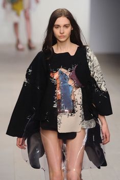 Helen Lawrence, Central Saint Martins A/W 2012