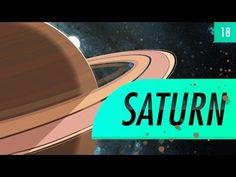 Saturn: Crash Course Astronomy #18 - YouTube
