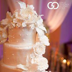 #Wedding #cake by Ana Paz