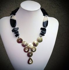 New Yorker  by GJewelryCreations on Etsy