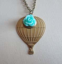 aww, Love! I want to go on a hot air balloon ride someday!