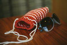 Ravelry: Sunglasses Case pattern by The Firefly Hook