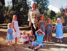 kerstkaart koningin Beatrix 2008