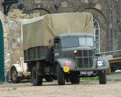 Bildergebnis für old austin trucks Vintage Trucks, Old Trucks, Austin Cars, Dad's Army, Train Truck, Abandoned Train, Army Vehicles, Busse, British Army