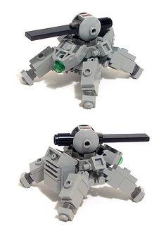 Guncrab by [Soren]