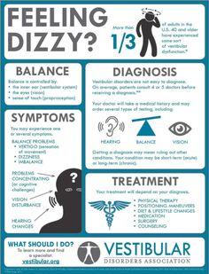 Treating Dizziness: Balance Awareness Week