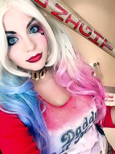 Luna Lanie as Harley Quinn (Dr. Harleen Quinzel)