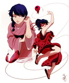 ''Ladybug Japonesa''