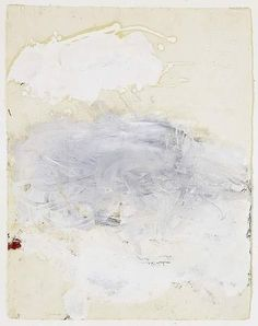 Cy Twombly.  Another beautiful painting.