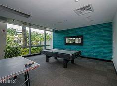 1200 West Avenue APT 707, Miami Beach, FL 33139 - Game Room #pingpong #pooltable #gameroom