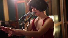 "Kimbra - ""Plain Gold Ring"" (Live at Sing Sing Studios) I rate kimbra so much - VOWS is one of my top albums EVER. This nina simone cover kills. -beautiful lyrics too might i add"