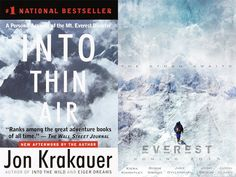 """""""Everest"""" based on the book """"Into Thin Air"""" by Jon Krakauer"""