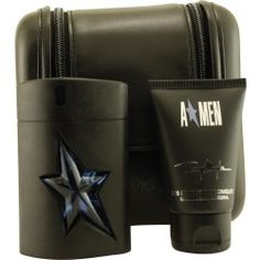 ANGEL by Thierry Mugler for Men | MyFragranceRoom.com Thierry Mugler, Mens Gift Sets, Angel, Gifts, Favors, Angels, Presents, Gift