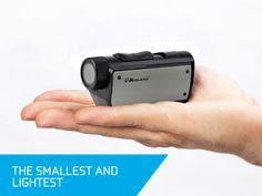Caméra d'Action Midland XTC-260 - HD Seulement 90 grammes !