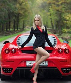 Car and girl wallpaper, motor car, auto motor, ferrari laferrari, exotic sports Car And Girl Wallpaper, Sexy Autos, Car Poses, Bmw Autos, Ferrari Laferrari, Maserati, Chevrolet Bel Air, Hot Rides, Top Cars