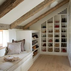 Attic Closet Home Design Ideas, Pictures, Remodel and Decor
