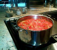 Tosca Reno: Clean Eating Tomato Soup