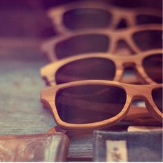 Shwoods Eyewear. Making quality sun blockers with the finest of wood. You need a