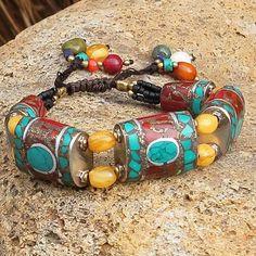Tibetan healing bracelet