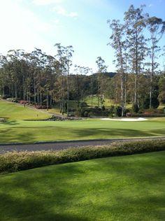 Bonville Golf Course in Bonville, NSW