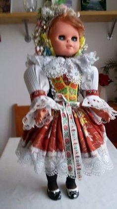 Krojová panenka - 1