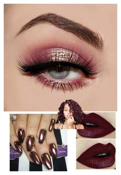 """""""Untitled #2964•1"""" by jem0kingston ❤ liked on Polyvore featuring beauty"""