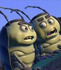 *TUCK & ROLL ~ A Bug's Life, 1998