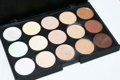 15 Color Camouflage Concealer MakeUp Pro Palette Kit Review | Indian Makeup blog, Indian Beauty Blog, Beauty Product Reviews Blog