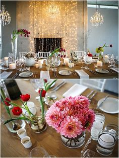 wedding décor - landtscap