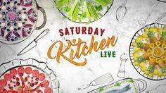 Chef Luke Matthews' (Chewton Glen, New Forest) Brill fillet with clams cooked in cider ¦ Saturday Kitchen