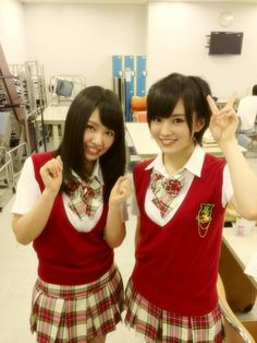 Yamada Nana, Yamamoto Sayaka #NMB48