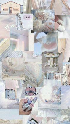 Pastell Wallpaper, Wallpaper Pastel, Cute Patterns Wallpaper, Iphone Background Wallpaper, Trendy Wallpaper, Blue Wallpapers, Pretty Wallpapers, Retro Wallpaper, Vintage Wallpapers