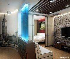 интерьер маленькой квартиры своими руками