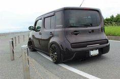 Cube Car, Wagon R, Scion Xb, Crossover Suv, Custom Wraps, Tuner Cars, Japan Cars, Honda Civic, Cubes