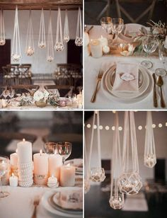 Minimal Macrame Wedding Inspiration | Green Wedding Shoes Wedding Blog | Wedding Trends for Stylish + Creative Brides