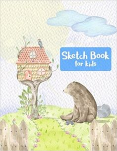 Sketch book for kids. Love this Peter Rabbit inspired design. Also available as a story book! <3