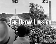 50 years... Is the glass of dreams half-full or half-empty? How do YOU see it... share this with your comments.  via AFL-CIO