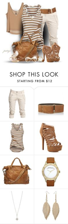 """""""Coffee to Go"""" by rockreborn ❤ liked on Polyvore featuring adidas, Yves Saint Laurent, MET Chino & Friends, Chinese Laundry, Nine West, Marc by Marc Jacobs, STONE, Givenchy and Miu Miu"""
