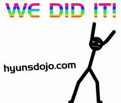 We Did It! by AllergyPistol.deviantart.com on @DeviantArt
