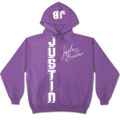 Justin Bieber, Sweatshirt and purple? sign me up