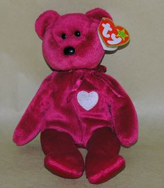 425 best 0900 - TY Bear Beanie Babies images on Pinterest in 2018 ... 9e8babc64a1